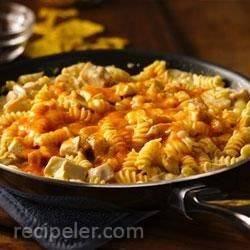 Cheesy Southwest Chicken Skillet