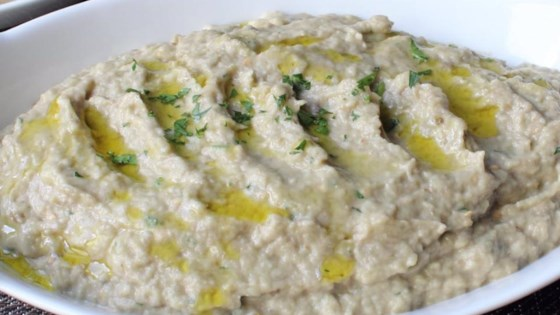 chef john's baba ghanoush