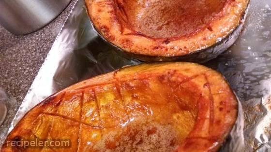 Chef John's Baked Acorn Squash