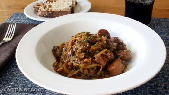 Chef John's Bigos (Polish Hunter's Stew)