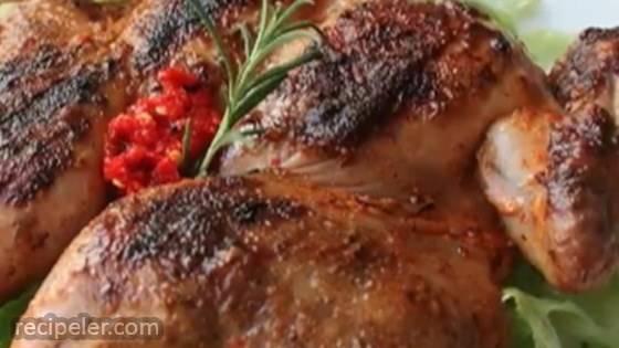 Chef John's Calabrian Chicken