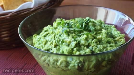 Chef John's Classic Guacamole