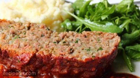 Chef John's Prison-Style Meatloaf