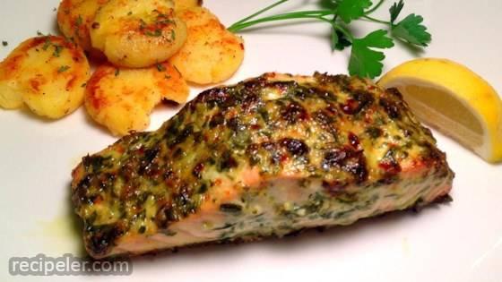 Chef John's Salmon