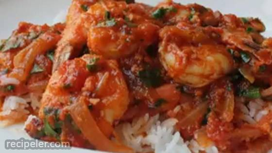 Chef John's Shrimp Fra Diavolo