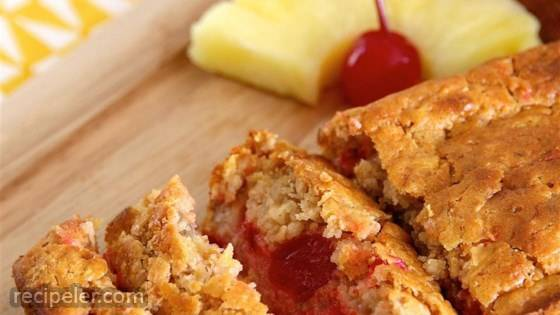 Cherry Pineapple Banana Bread