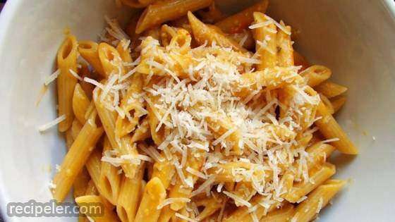 Cherry Tomato Sauce with Penne