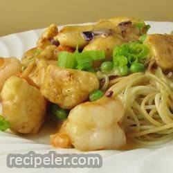 Chicken and Shrimp