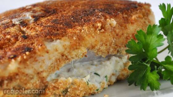 Chicken Breasts Stuffed With Crabmeat
