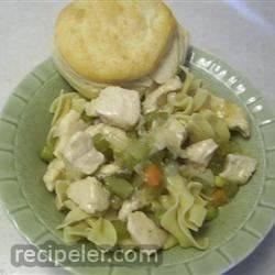Chicken Celery Casserole