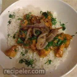 Chicken Chicken Curry