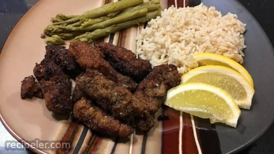 chicken fried steak cuban style
