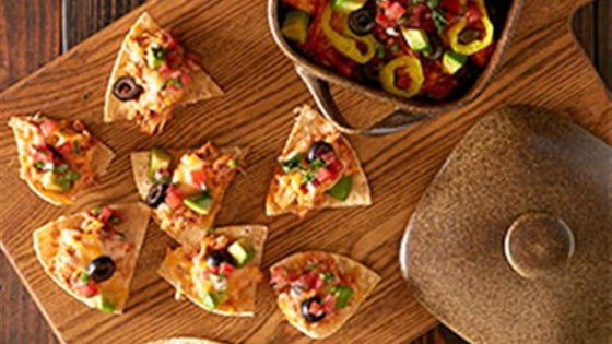 chicken nachos from reynolds wrap®