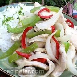 Chicken Pa Nang