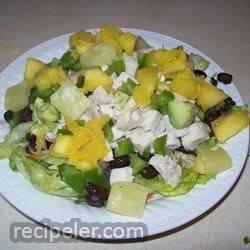 Chicken Salad in the Tropics
