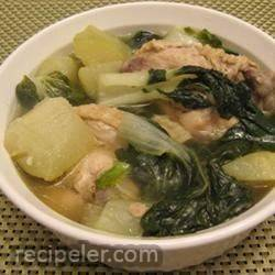 chicken tinola