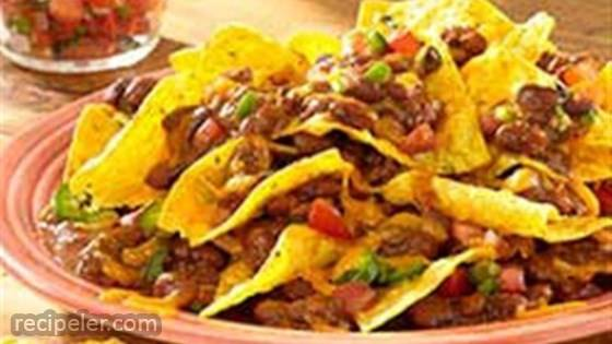Chili Nachos