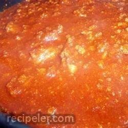 Chili Without The Beans