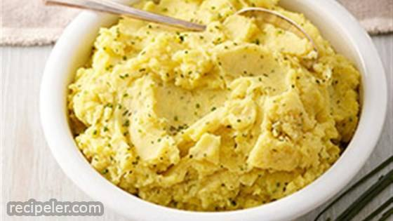 Chive & Buttermilk Mashed Potatoes