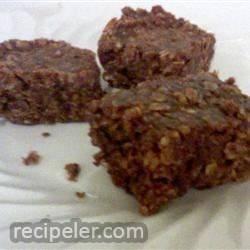 choc-oat-pb bars