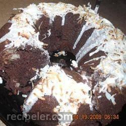 chocaroon cake