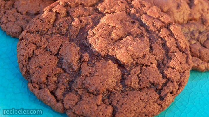 Chocolate-hazelnut Spread Cookies