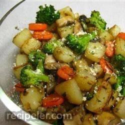 Christian's Crazy Sherpa Potatoes