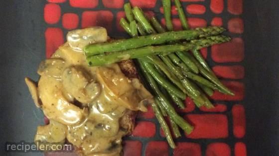Christy's Pork Chops Normandy
