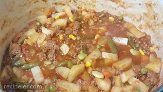 Chunky Stew