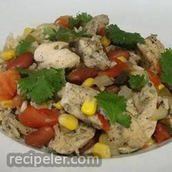 Cilantro Chicken And Rice