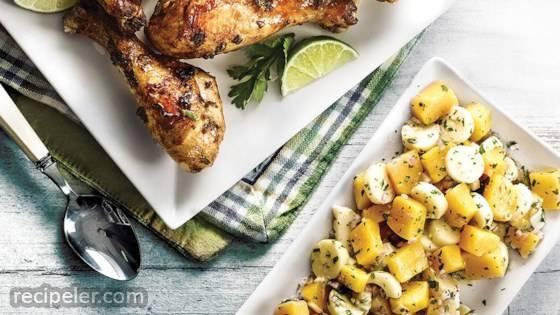 Cilantro Margarita Chicken