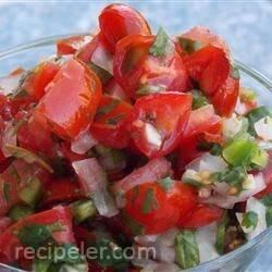 Cinco de Mayo Salsa Cruda