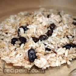 Cinnamon Rice