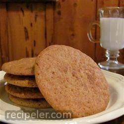 cinnamon sugar butter cookies