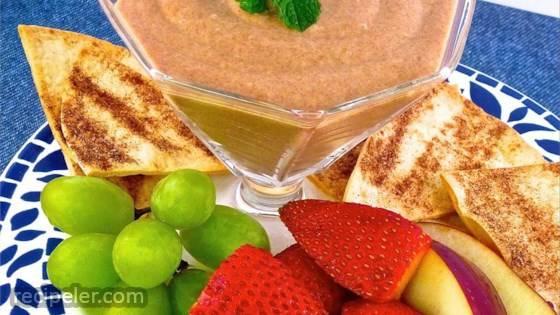 Cinnamon Yogurt Dip