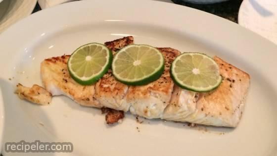 Citrus White Fish