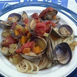 clams creole