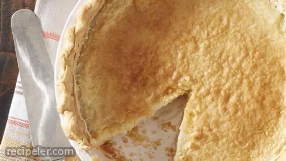 Classic Buttermilk Pie