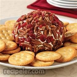 Classic ROKA Cheese Ball
