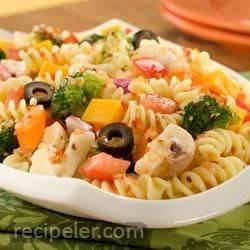 Classic talian Pasta Salad