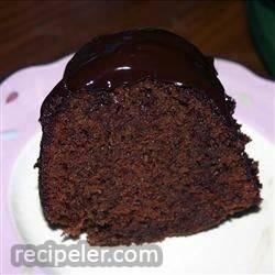 coco-cola cake