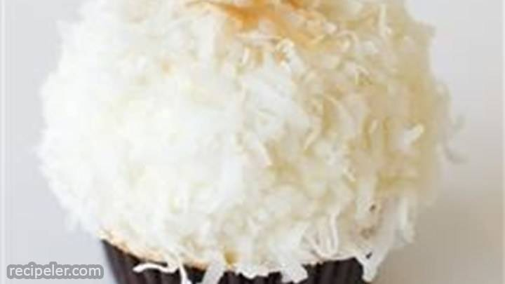 coconut frosting and filling