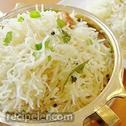 Coconut Sevai (Rice Noodles)