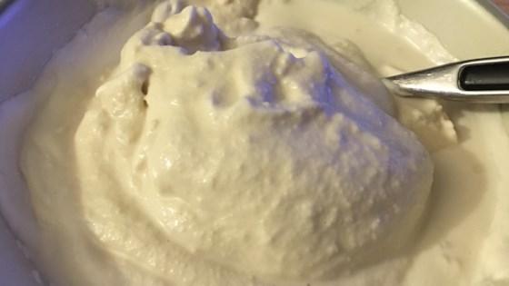 coffee gelato