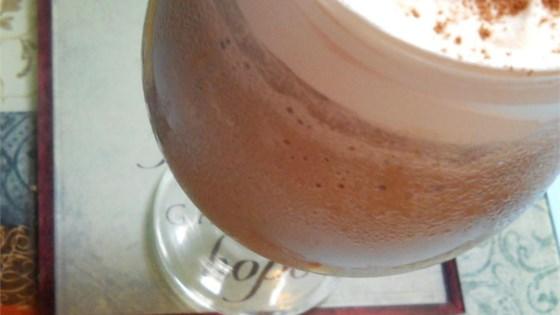 coffee slush