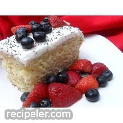 cold oven pound cake