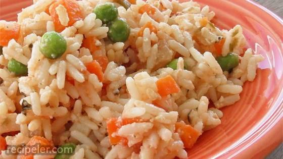 Colorado Mexican Rice