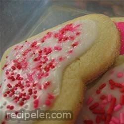 Cookie Mold Sugar Cookies