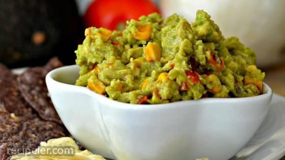 Corn and Avocado Dip
