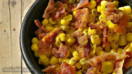 Corn and Bacon